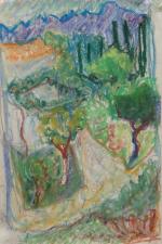 'Le Mas, Provence'