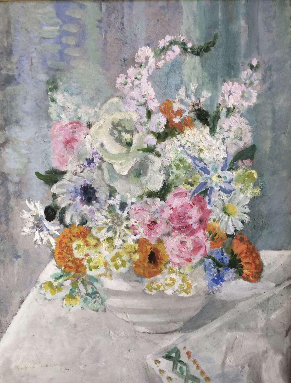 Gertrude Harvey